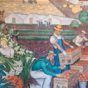 Coit Tower Mural Restoration Project